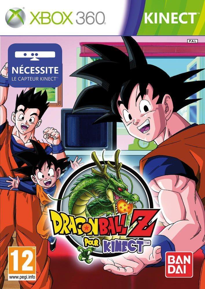Namco Bandai Games Dragon Ball Z for Kinect, Xbox 360 - Juego ...
