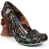 Irregular Choice Nibble McNutty, squirel heel pump
