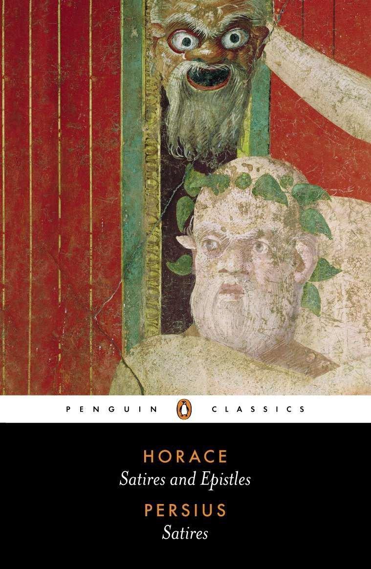 The Satires of Horace and Persius (Penguin Classics): Horace, Persius,  Niall Rudd: 9780140455083: Amazon.com: Books