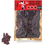 500g HABANERO CHILLI BILTONG from the UK'S No1, AWARD WINNING BEEFIT Snacks. GLUTEN FREE, HIGH PROTEIN, DIET Beef Jerky. Also in 1kg & 35g. Teriyaki, BBQ, Peppered Steak, Peri Peri, Garlic