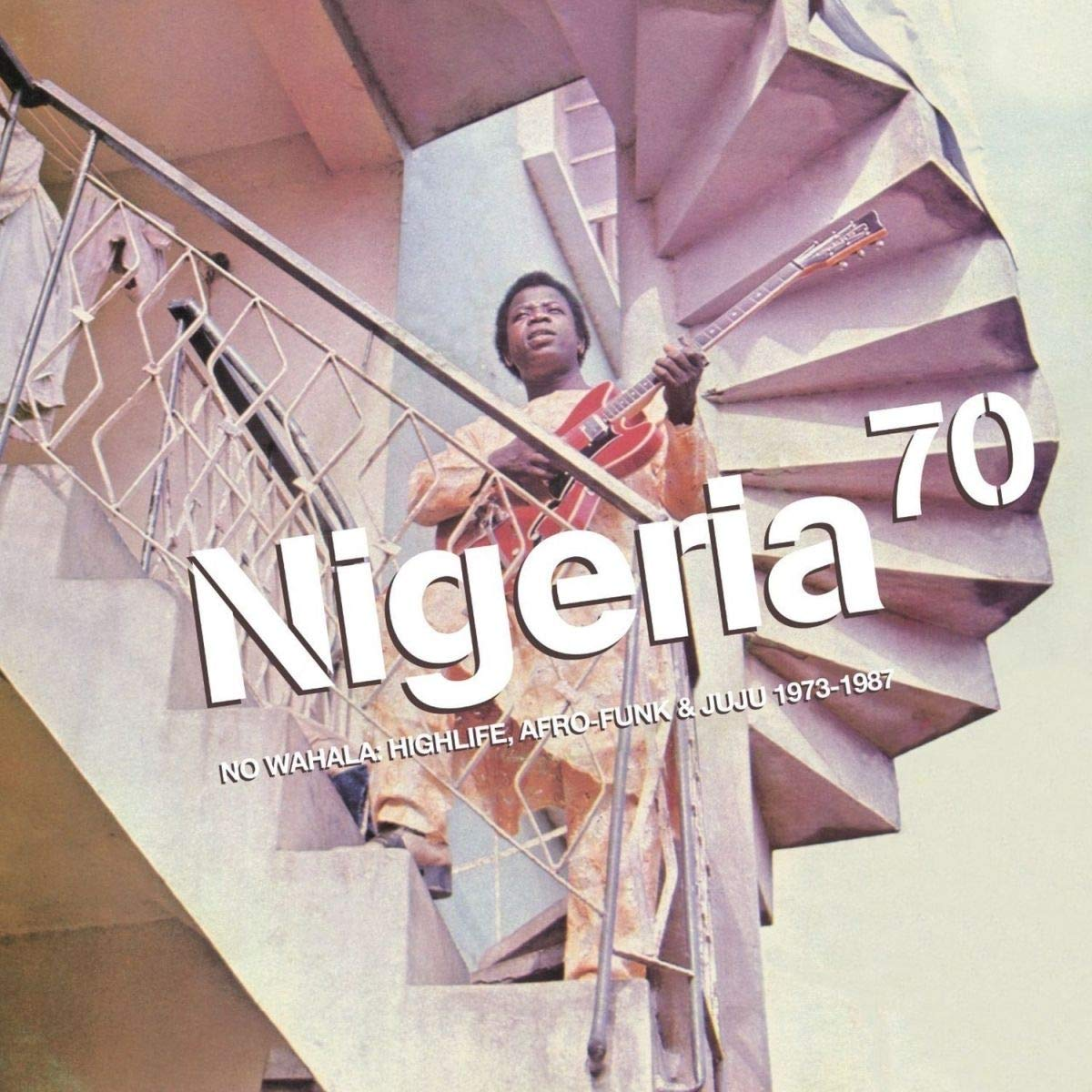 Buy V.A - Nigeria 70: No Wahala: Highlife, Afro-Funk & Juju 1973-1987 New or Used via Amazon