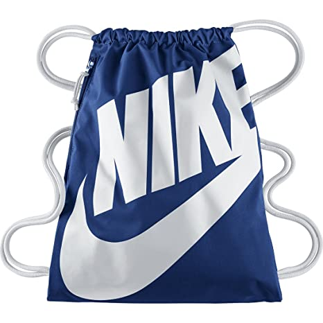 9ead84343 Amazon.com: Nike Heritage Gym Sack Pack(Royal): Sports & Outdoors