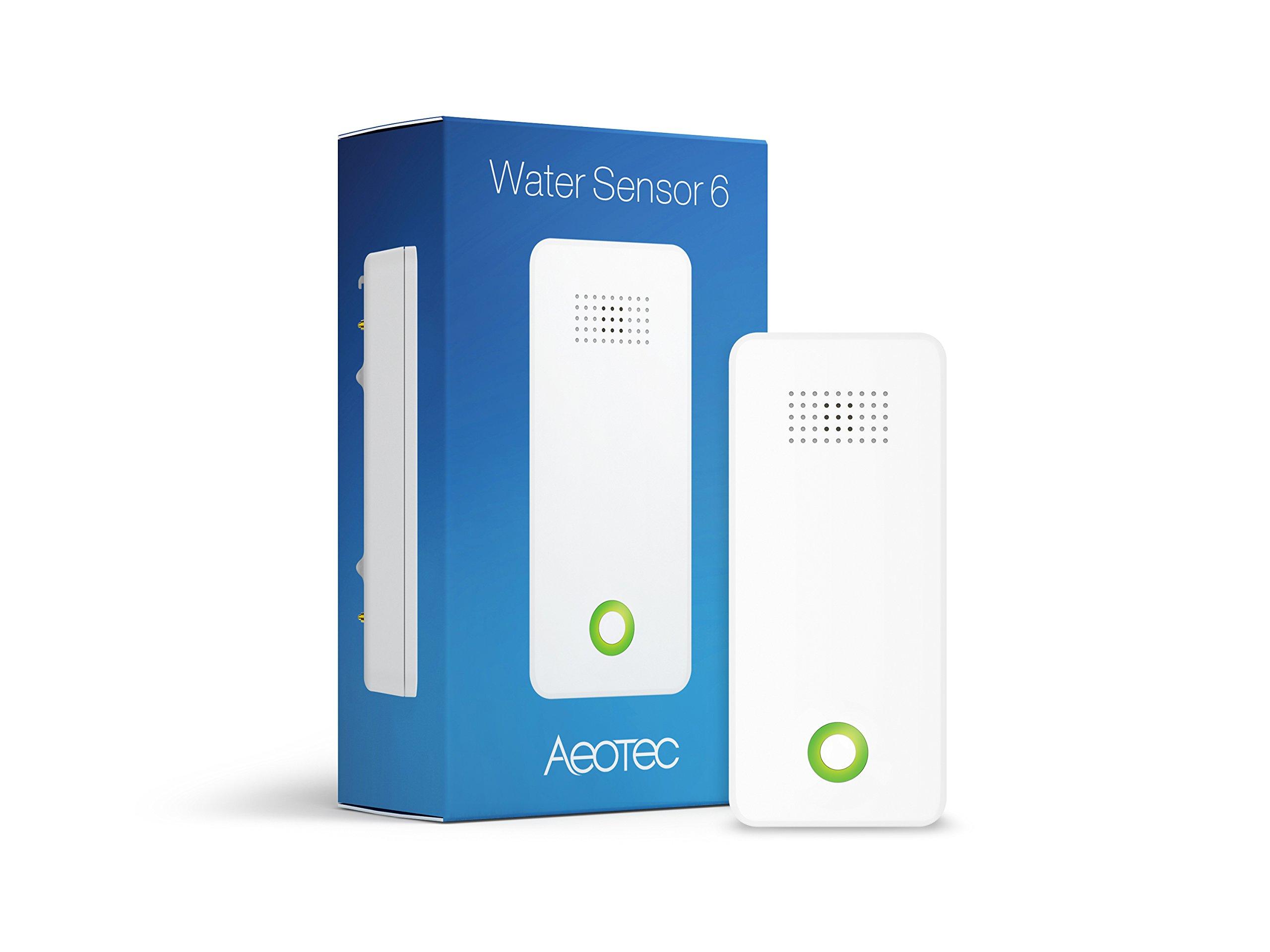 Aeotec ZW122 Z-Wave Water Sensor 6 by Aeotec
