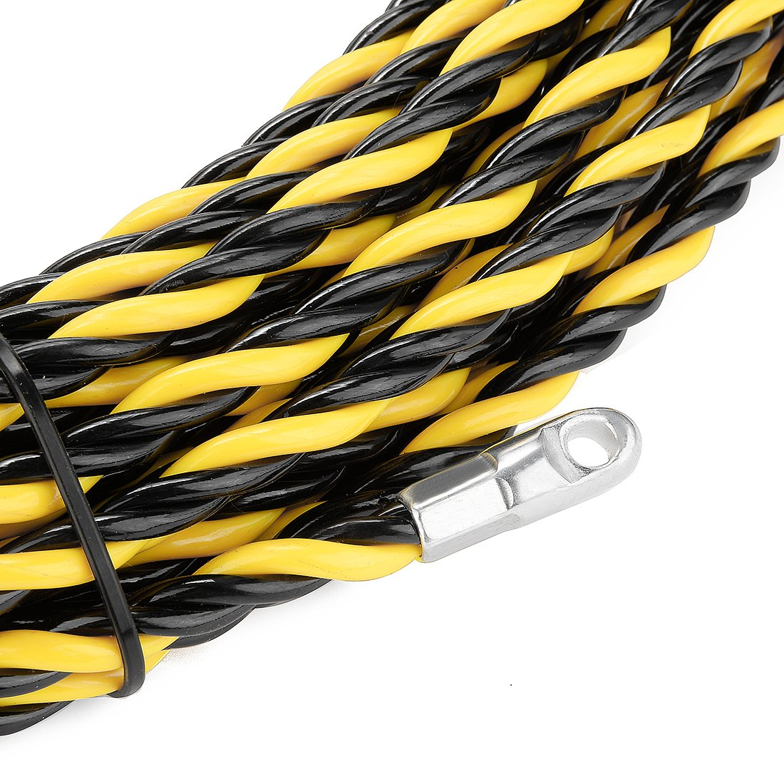 Uxcell Electrical Fish Tape Reel Pull Communication Wire Cable Line Conduit Wiring From Drywall Ceiling Under Rug