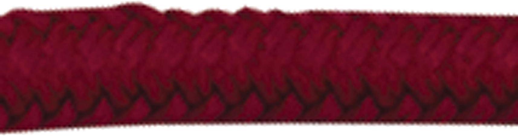 Red Sea-Dog 302110025RD-1 Premium Double Braided Nylon Dock Line 3//8 x 25