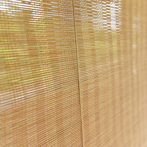 Persianas Excelente Enrollable Pergola Enrollables, Sombrilla al Aire Libre para Gazebo de Jardín de Porche Delantero, 85cm / 105cm / 125cm / 135cm Ancha (Size : 85×220cm): Amazon.es: Hogar