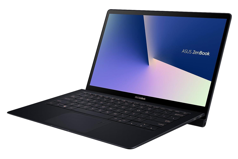 """ASUS ZenBook UX391UA-EG057T 1.6GHz i5-8250U Intel® Core™ i5 di ottava generazione 13.3"""" 1920 x 1080Pixel Blu Computer portatile notebook/portatile [Versione importata]"""