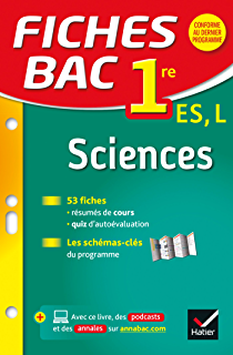 fiches bac sciences 1re es l fiches de rvision premire es l - Resume Francais Bac Science