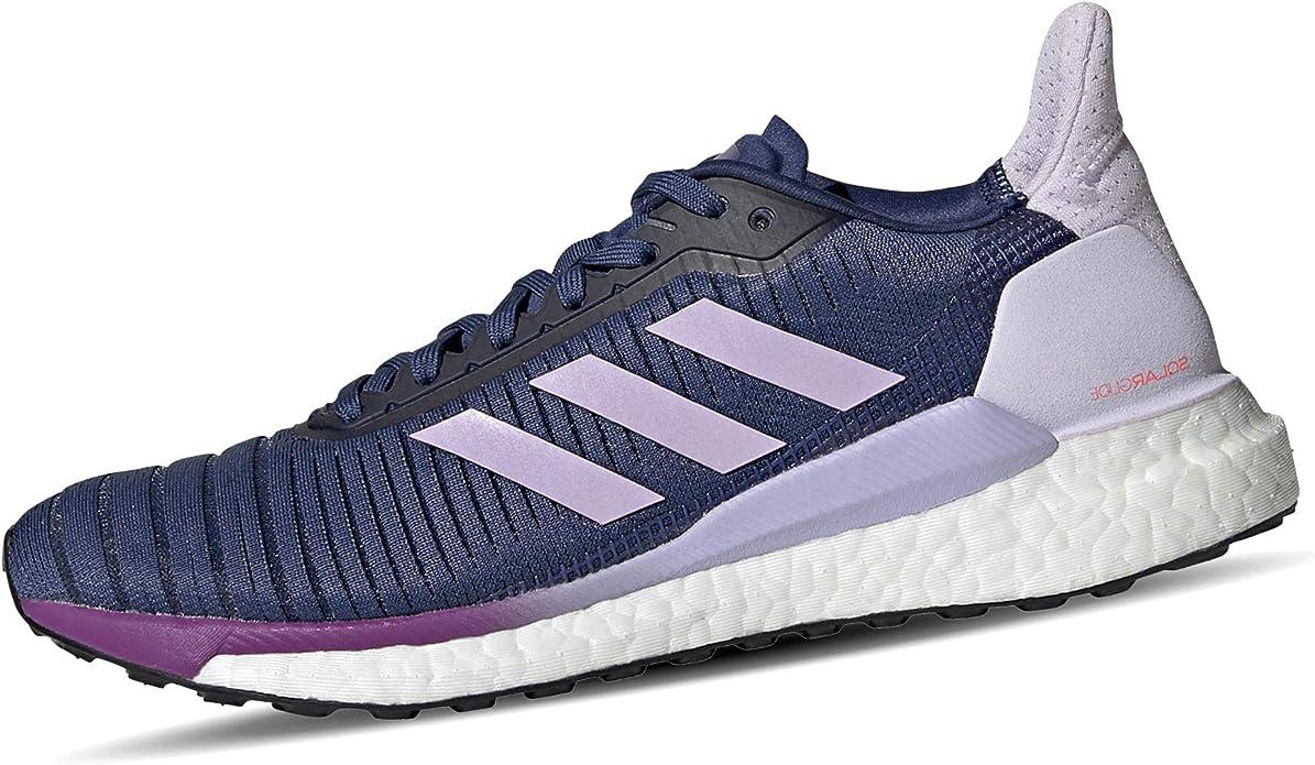 adidas Solar Glide 19, Zapatillas de Correr por Carretera. para Mujer: Amazon.es: Zapatos y complementos