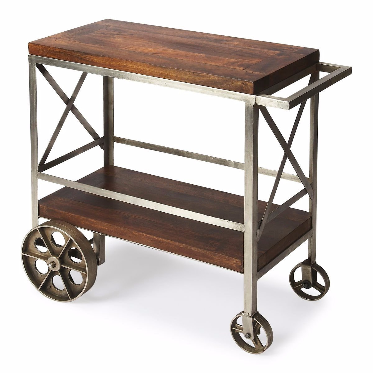 Ambiant Modern TROLLEY SERVER Multi-Color by Ambiant