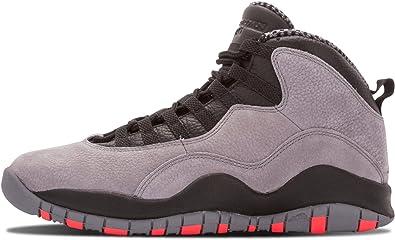 Nike Mens Air Jordan Retro 10 Leather