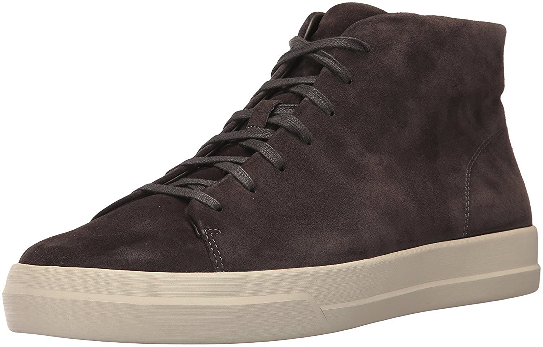 Vince Men's Cullen Sneaker Graphite 8 Medium US [並行輸入品] B075GGZYZ1