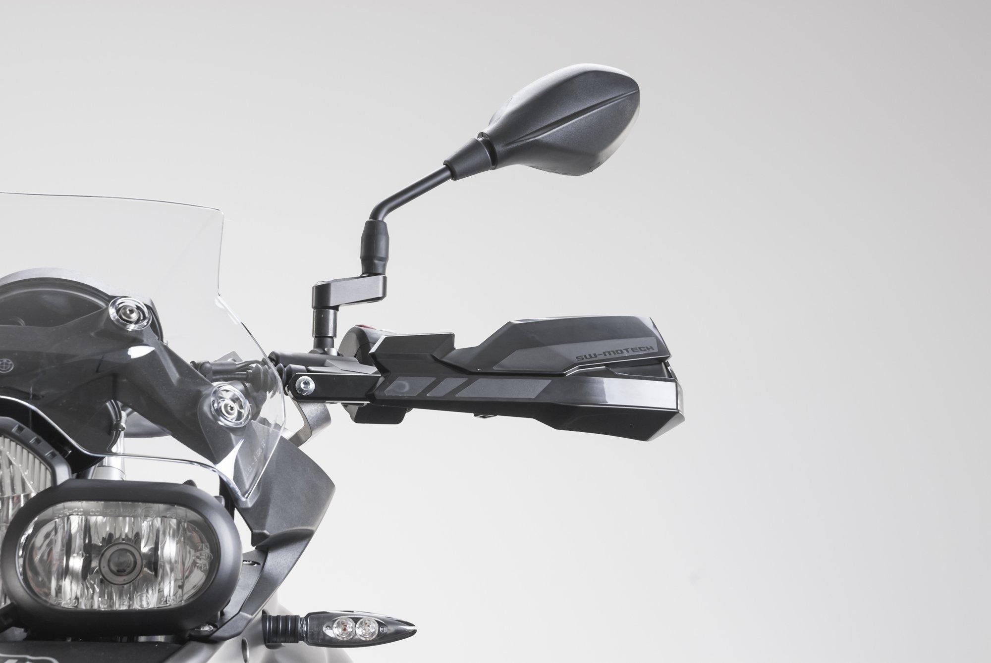 SW-MOTECH KOBRA Handguard Kit For BMW R100GS '87-'95, G650GS '11-'16 & G650GS Sertao '11-'15