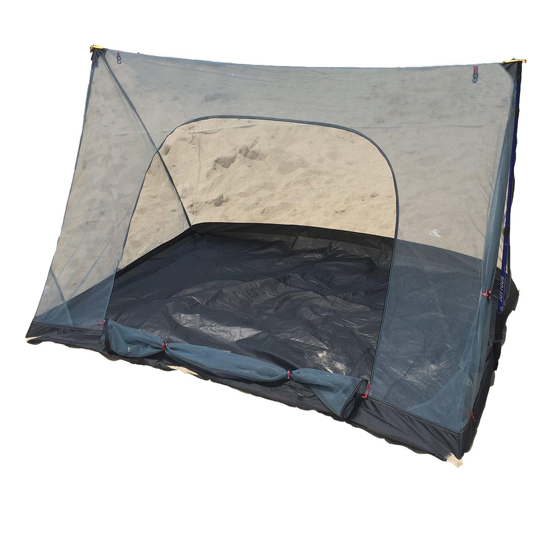 FLYFLYGO モスキートネット 携帯式テント