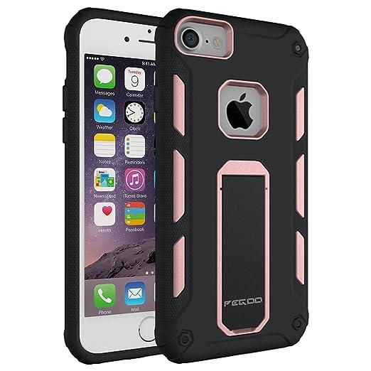 7 opinioni per Custodia iPhone 6,Pegoo Cover iPhone 6 Ultra Slim armatura antiurto Copertura