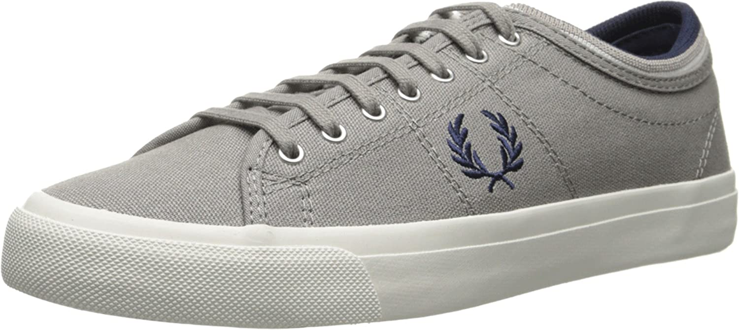 Fred Perry Mens Kendrick Tipped Cuff Canvas