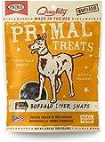 Primal Treats Dry Roasted Buffalo Liver Snaps