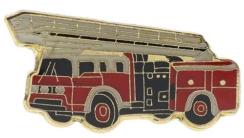 Amazon.com: Perchero para camión de bomberos con diseño ...