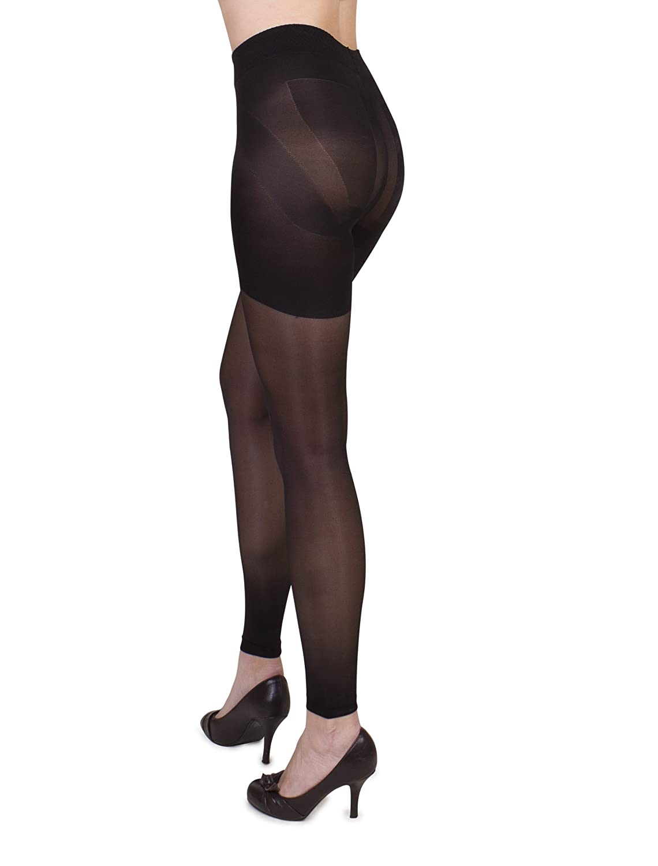 belly cloud Damen Miederhose, figurformende Leggins mit integrierter Panty Edmund Lutz KG figurformende Leggin Panty