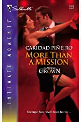 More Than A Mission (Capturing The Crown) Mass Market Paperback