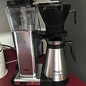 Amazon Com Technivorm Moccamaster Kbgt 79312 Coffee