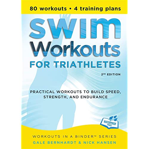 Strength Training For Triathletes: Intermediate Swim Workouts 2500 Yards