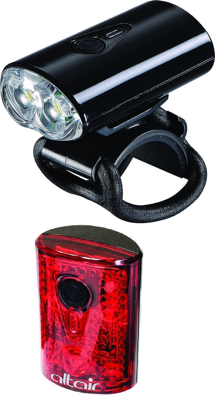 Altair mini-me 75 Lumen USB-Light Set, Schwarz