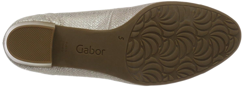 Gabor Damen Comfort Pumps Beige 82) (Skin/Nude 82) Beige 578bc6
