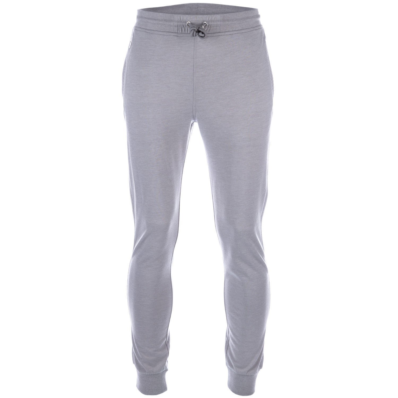 Grey Marl Luke 1977 Mens In Town Jog Pants