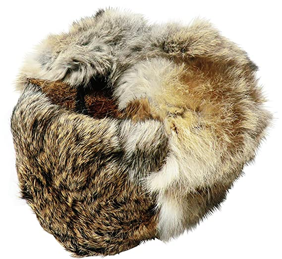 Cucuba® NUOVO COLBACCO ORIGINALE RUSSIA CONIGLIO GRIGIO-MARRONE - IDEA  REGALO (58 59 (SIZE L))  Amazon.it  Abbigliamento b711d78747e8