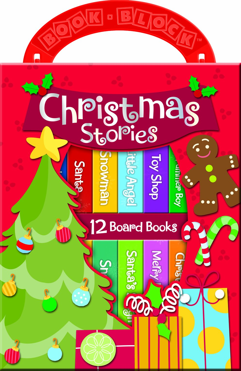 Download Christmas Stories 12-Book Library pdf