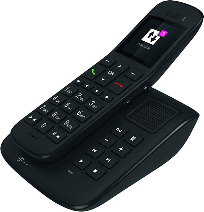 Telekom Sinus A32 Mit Basis Und Anrufbeantworter Elektronik