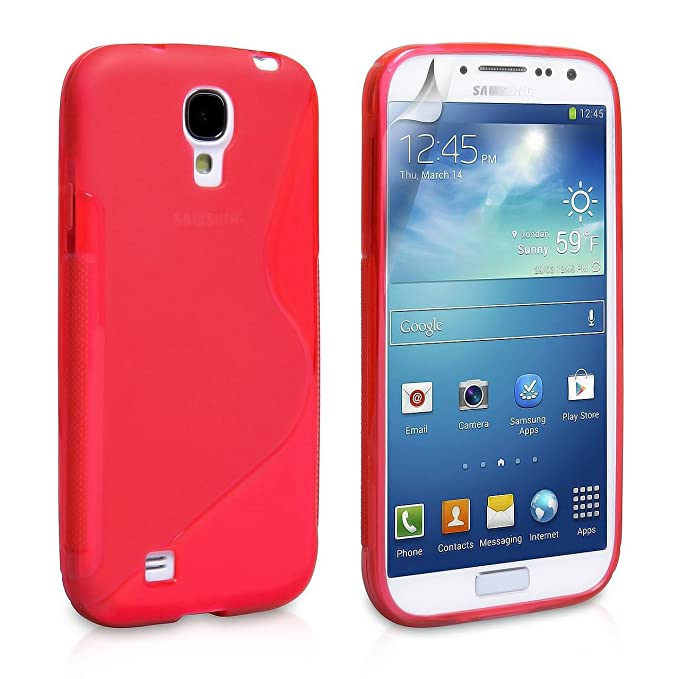 Amazon.com: Galaxy S4 caso, Galaxy S4 Fundas Compatible con ...