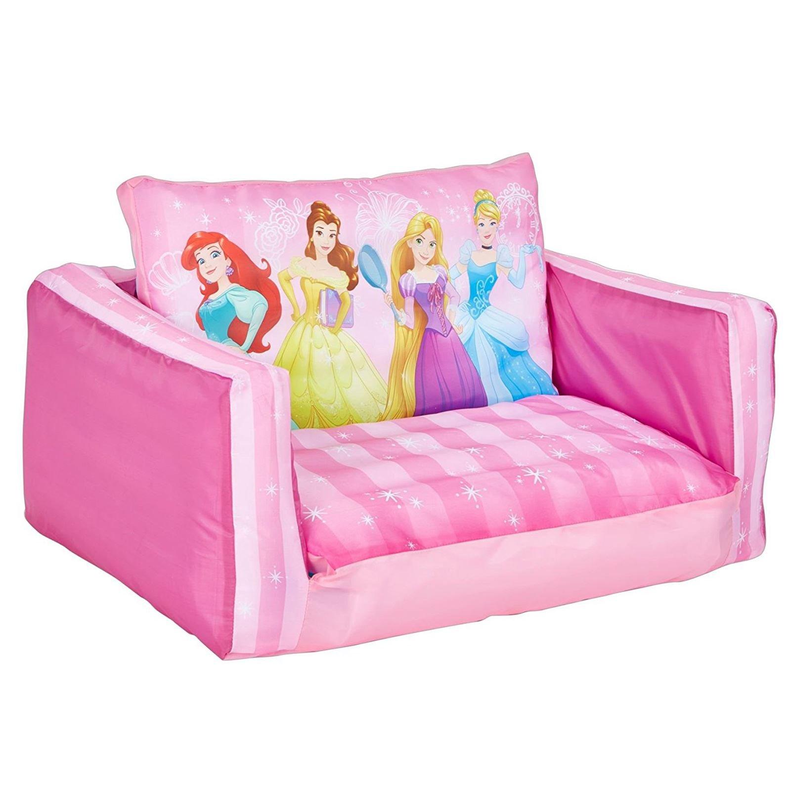 Disney Princess Inflatable Flip Out Sofa by Disney Princess