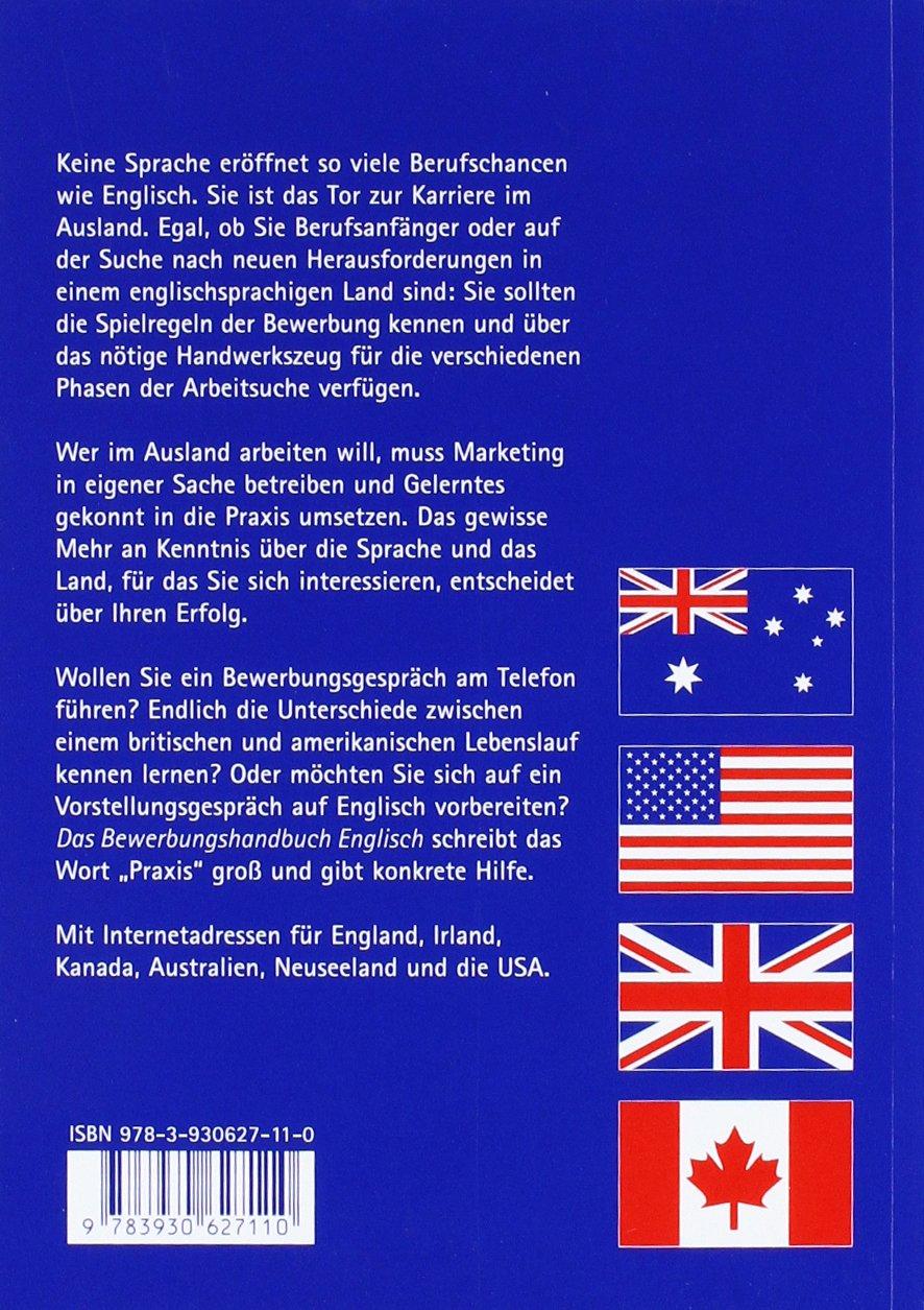 Das Bewerbungshandbuch Englisch: Imported by Yulo inc ...