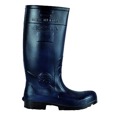 Cofra New Fisher S5 Ci SRC Paire de Chaussures de sécurité Taille 40 Noir