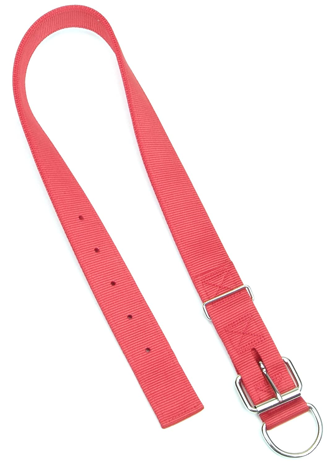 Accent 1-3 4-Inch by 44-Inch Cow Collar, Red