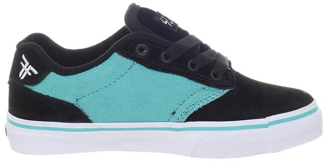 Amazon.com | Fallen Kids Slash Skate Shoe (Little Kid/Big Kid), Black Mineral, 1 M US Little Kid | Skateboarding