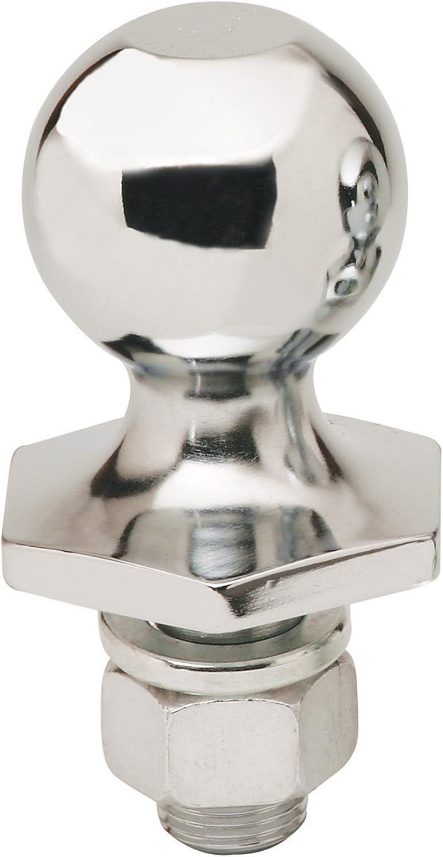 Reese Towpower 72803 Chrome Interlock 2 Hitch Ball
