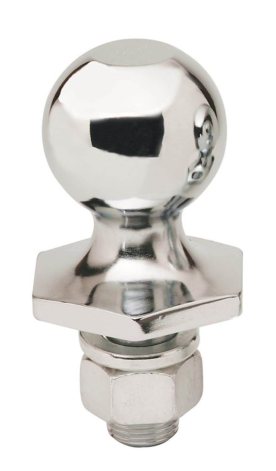 Reese Towpower 7071200 Carbon Forged 1-7/8' Chrome Interlock Hitch Ball