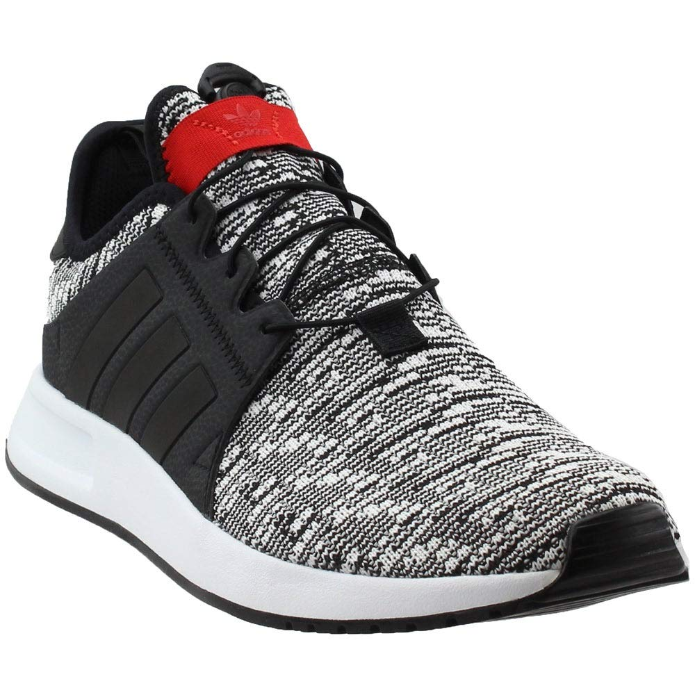 new product 718e9 8fa35 adidas Mens X PLR Sneakers,Black/red,11
