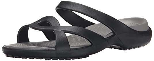 crocs Women's Fashion Sandals Women's Fashion Slippers at amazon