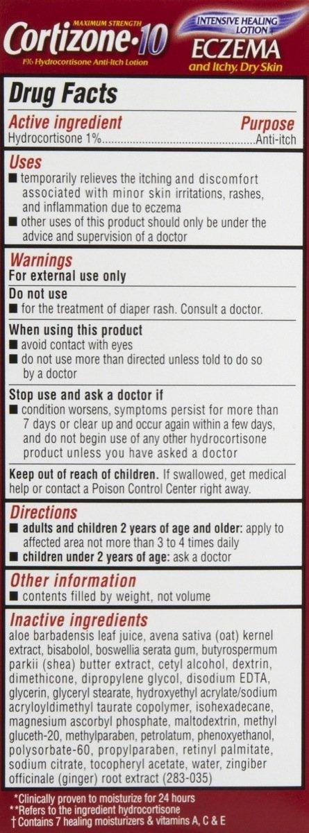 Amazon.com: Cortizone-10 - Loción de eccccccema de curación ...