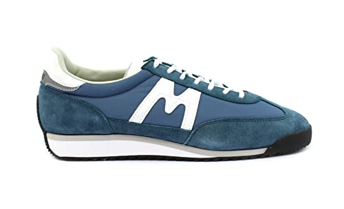 090ca73a018 Karhu Sneaker Champion Air in Suede e Nylon Blu  Amazon.it  Scarpe e borse