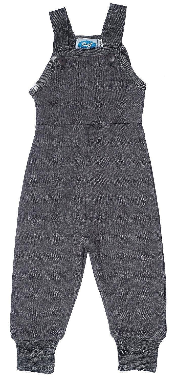 Disana Baby Strick-Overall Bio Merino Schurwolle kbT Wolle Schlafanzug öko