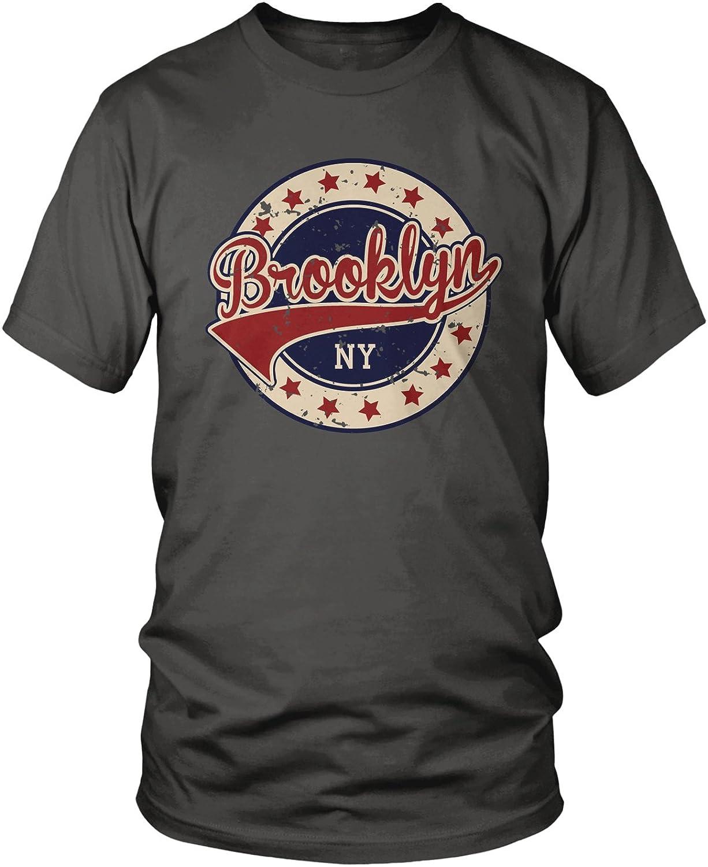 Brooklyn Black T-Shirt wife Size 4XL