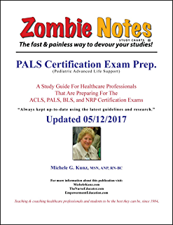 amazon com pediatric advanced life support pals certification rh amazon com Sample Medical Certificate 2014 ACLS Study Guide