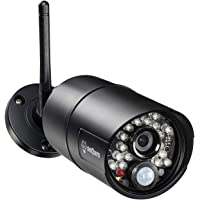SEQURO 720p HD Single Camera, Outdoor Home Security Camera, Sequro Guardpro DIY Surveillance System (AU Plug)