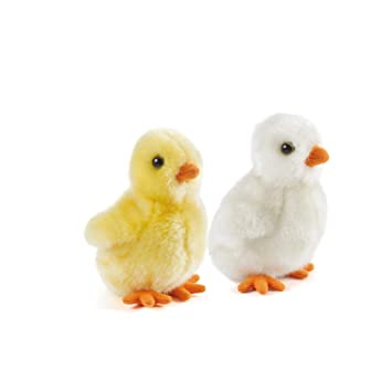 White De PatosColor And An364 Aves Y Peluche Yellowkeycraft Diseño Living Juguetes Gallinas Nature CorralCon T3JlKcuF1