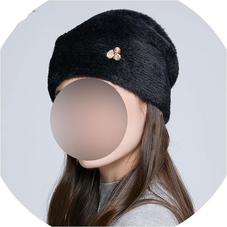 Hat Women Winter Imitate...